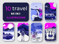 Travel Illustration Vol.1