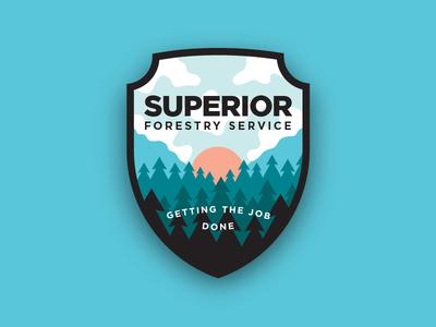 Superior Badge