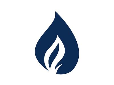 Favicon flame fire logo favicon