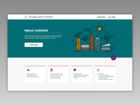National Bank of Arizona - Material Design Concept