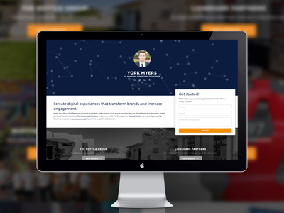 Landing page is live! 2018 new responsive foundation website
