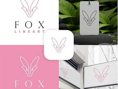 fox logo vector ui logo illustration icon design bull branding apparel app
