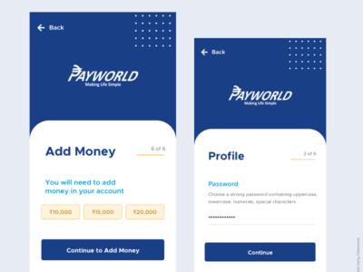 Finance App | Designs