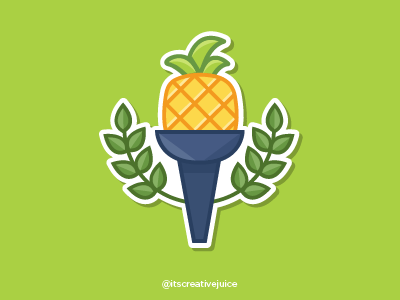 Pineapple Torch