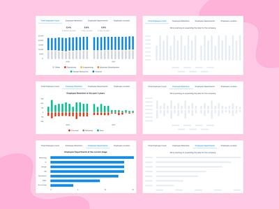 Charts & Empty States empty states analytics empty chart empty empty state dashboard ui ui strategy saas track tracking bar chart data dashboard analytics charts chart