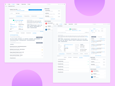 Details Page strategy dashboard funding job posting keywords saas outreach zoominfo apollo salesforce sales profile sales user profile company profile company page account page profile page profile information page information