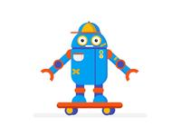 Robot Skate