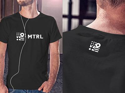 MTRL_T shirts t shirts logo kyoto japan co-working identity brand