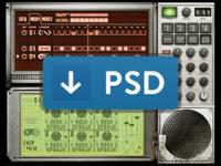 BitRate Full PSD Community Service