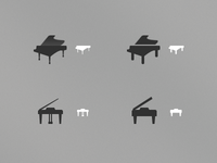 Piano icons research for Session Keys GUI