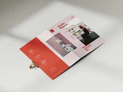 Editorial africa pink woman design layout editorial design