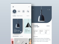 Shopping App UI