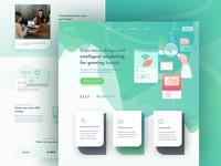 Barex - Seo Landing Page