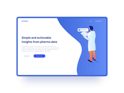 farmàcia: Simple and actionable insights from pharma data