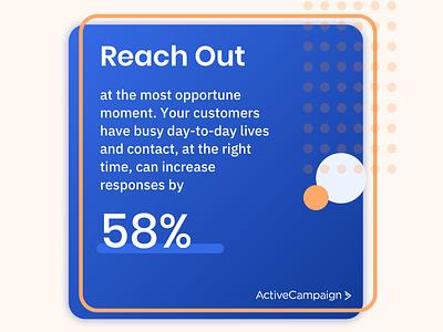 Layout Fun blue shapes layout social design marketing
