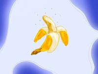Banana & Dribbble Invite!