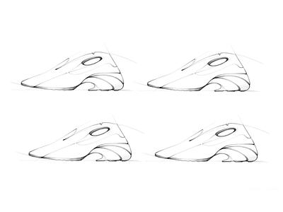Freedom minimal fashion design illustration