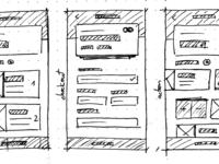 Sketch scan