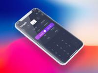 Mockup iphone x