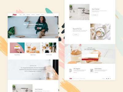 7 Leaves Cafe - Homepage