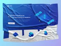 Neblio - Open-Source Blockchain Solutions   Re-design