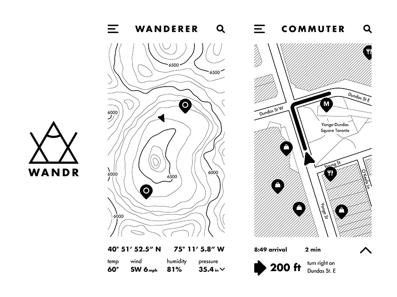 Wandr | Tattoo UI by John Pascarella