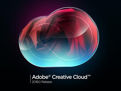 CC Splash Screen concept illustrator audition indesign lightroom effects after photoshop cloud creative cc adobe