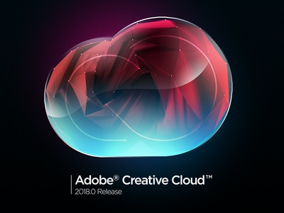 CC Splash Screen concept illustrator audition indesign lightroom effects after photoshop cloud creative cc adobe