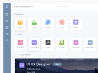 Clubbb App Dashboard
