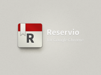 Reservio for Google Chrome