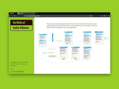 Website 2020 portfolio