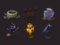 Halloween Iconic Illustration #2