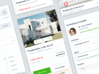 Responsive web for real estate agency