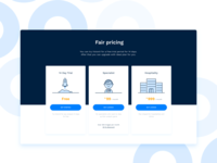 Illustration and Pricing for Health Care project