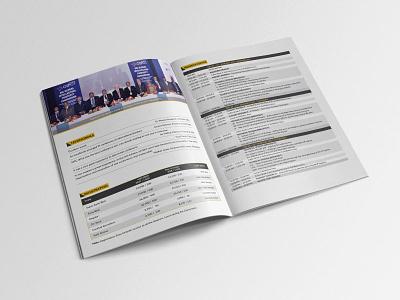 Event Brochure event event brochure profile design brochure design magazine design company profile interactive brochure corporate brochure creative brochure elegant simple brochure