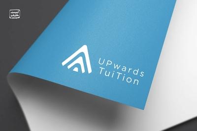 Upwards Tution Logo Design