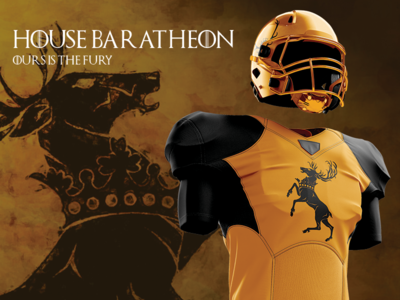 American Football - House Baratheon
