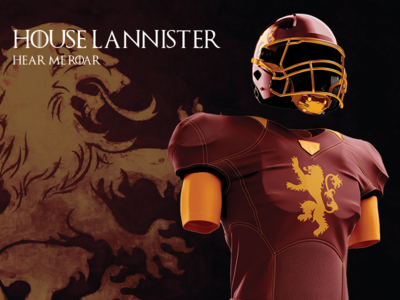 American Football - House Lannister