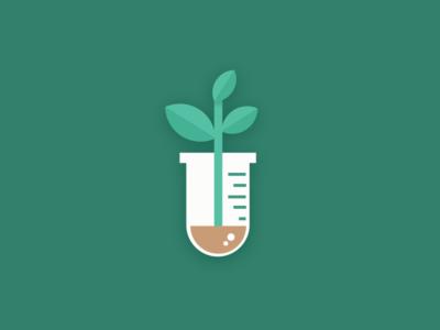 Agro App Icon Concept