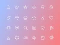Hephestos - Misc Icons (Free Resource)