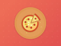 🍕 Pizza - conceptual illustration 🍕