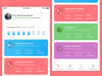 App For Medication Control - WIP 🤒