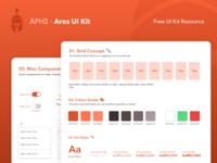 Ares Ui Kit 🇬🇷-  Free Resource