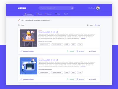 Educational Website 🎓 - WIP