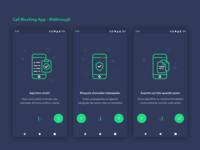 Call Blocking App - Walktrough 📞