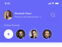 Hero chat   concept design 1
