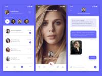 Hero Chat - Concept Design 💬