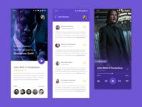 App Concept - Movie Preview 🎥