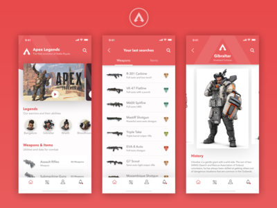 Apex Legends designs, themes, templates and downloadable