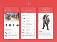Apex - Companion App 🎮